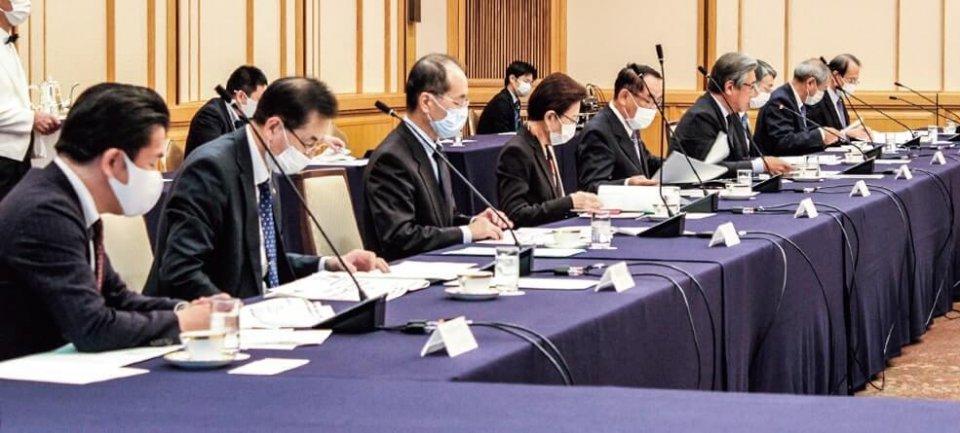 商工会議所からは、古谷委員長はじめ公正取引委員会幹部に、適正な取引環境の整備などを求めた
