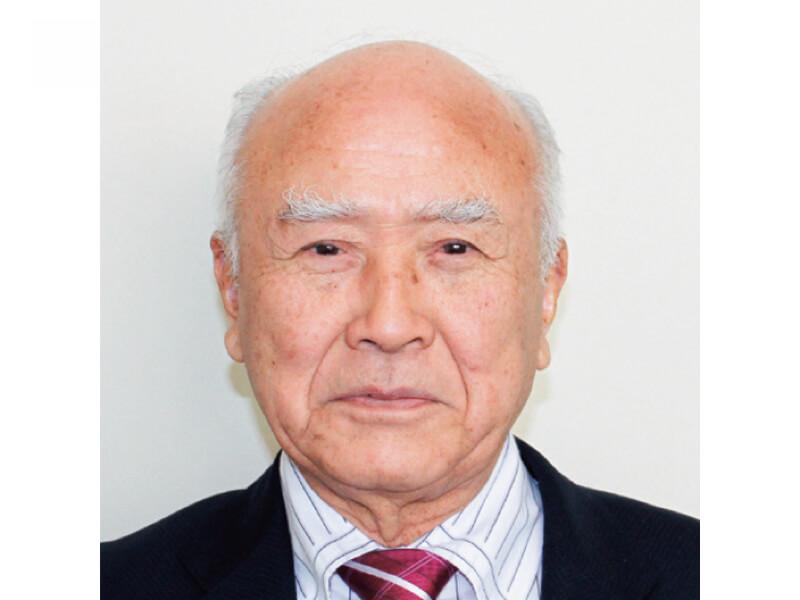 釜石商工会議所会頭 菊地 次雄