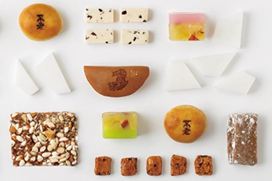 新たな和菓子土産「なごや菓八菓」